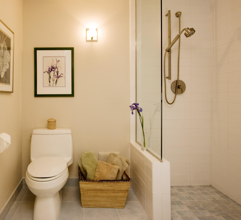 Bathroom - Downtown Condo