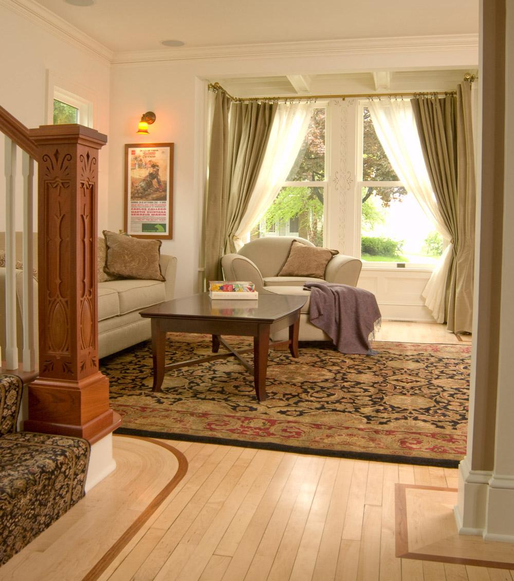 Living Room - Victorian Cottage