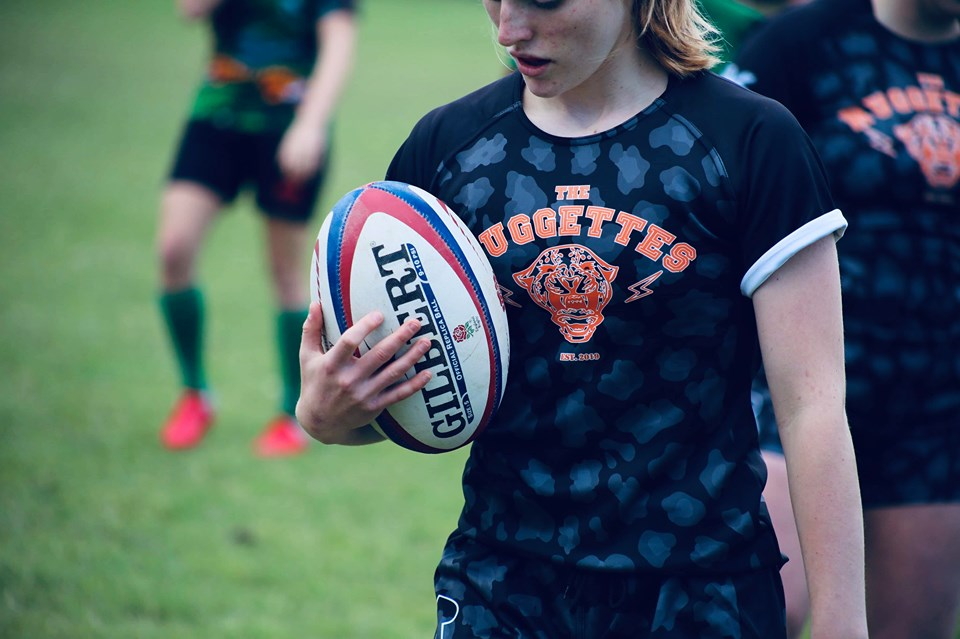 Ruggette RFC Team Orders - For female athletes, by female athletes, from the warm up to the cool down, and everything in between, we've got you covered.