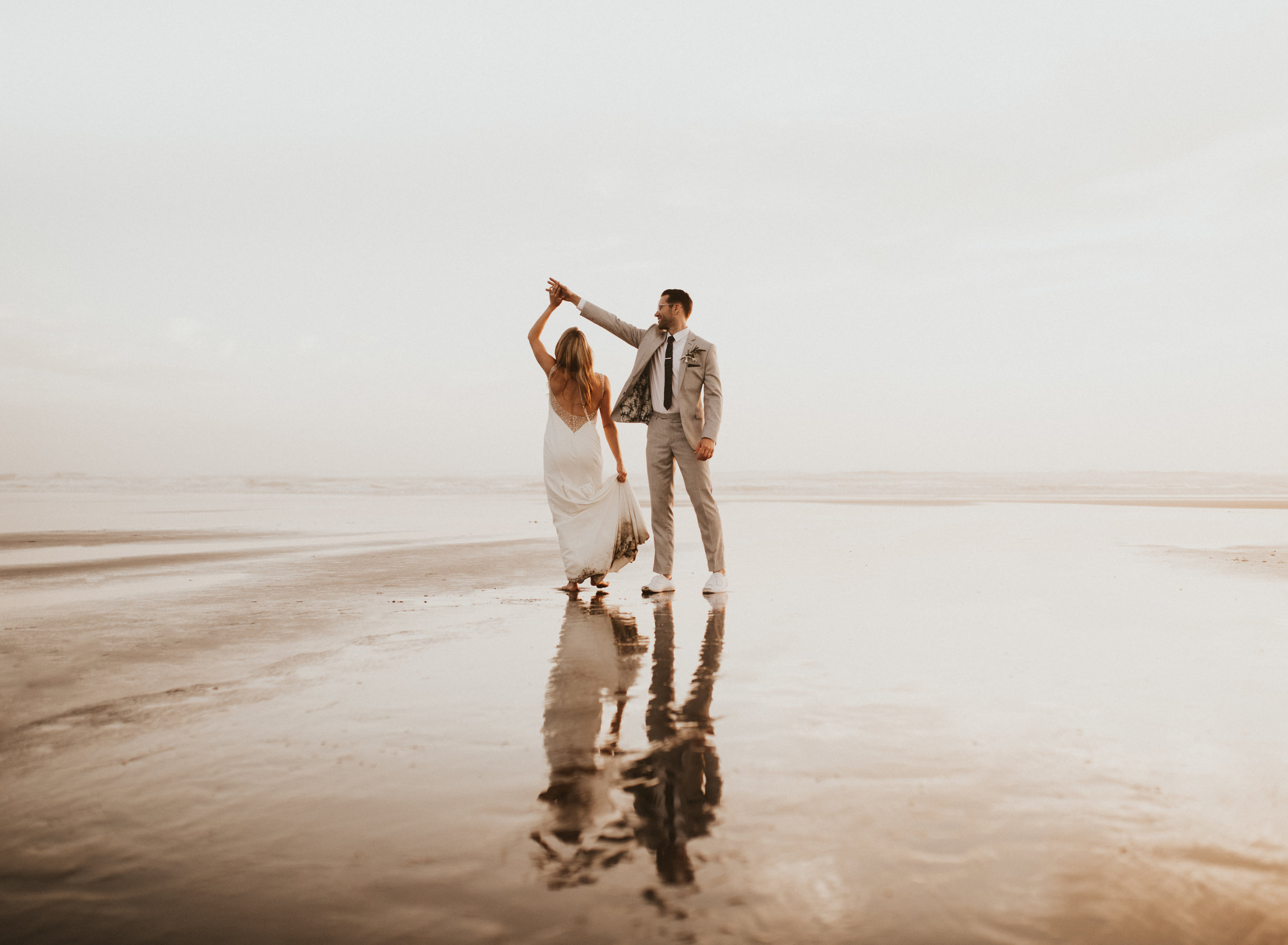 Please contact for a custom quote!    Wedding packages start at  $1800 for 6 hours worth of coverage  Are you eloping? Having a 'micro' / intimate wedding? Or need more coverage? For all of these options and more,  please inquire  and I'll send you my detailed investment guide + all the extra goodies that are included!