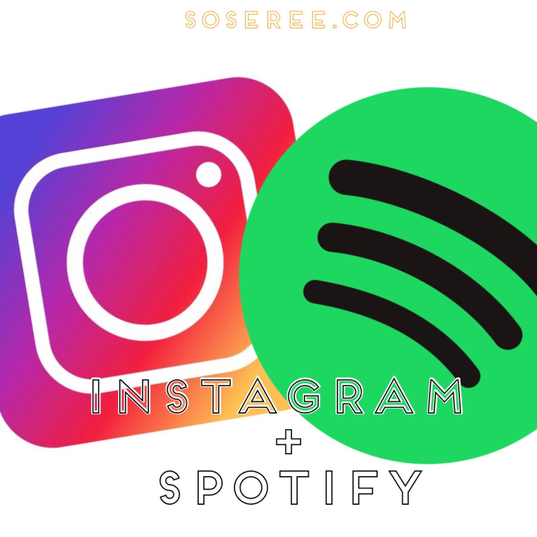 InstagramSpotify