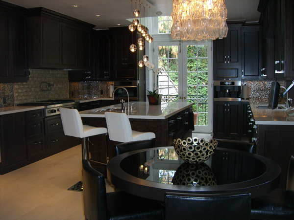 Mother of Pearl Kitchen