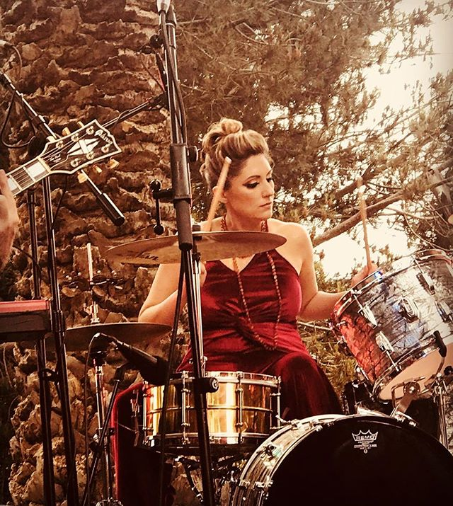 #drums #drummer #femaledrummer #womenwhorock #keyparty