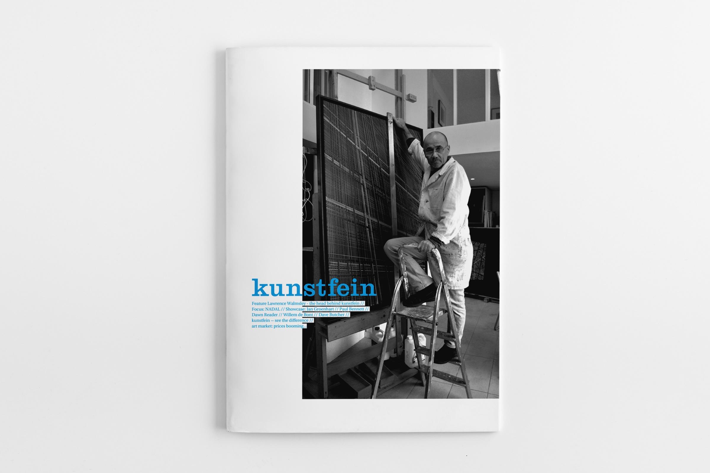 Kunstfein - Editorial Design