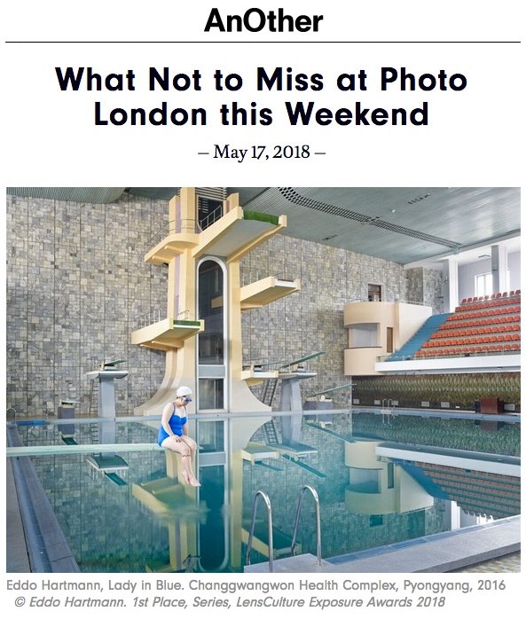 What Not to Miss at Photo London: LensCulture's Exhibition Mentioned on AnOther -
