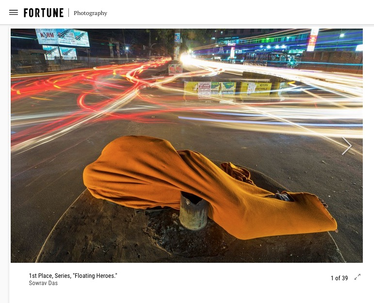 Fortune: LensCulture Street Photography Winners and Finalists 2018 -