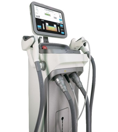 THE GOLD STANDARD OF THE LASER HAIR REMOVAL - Laser Hair Removal Effective for every skin color and every type of hair!