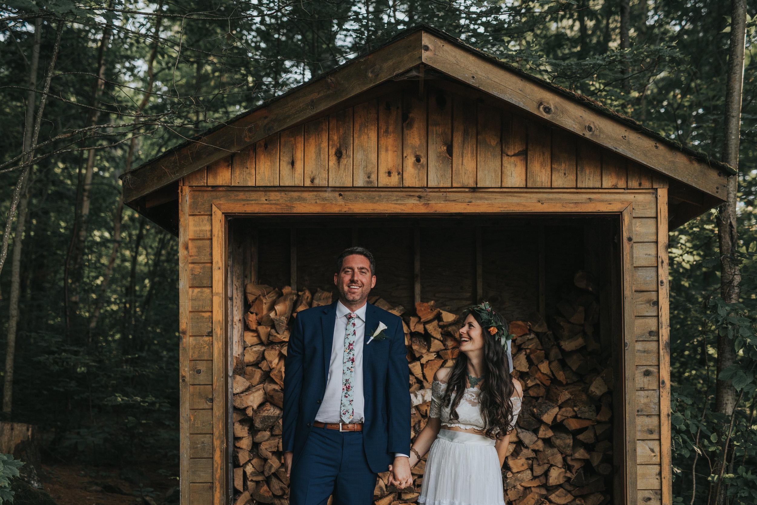 bride-groom-rustic-cabin-wedding-toronto-bohemian-boho-outdoor-summer-wedding-documentary-wedding-photography-by-willow-birch-photo.jpg