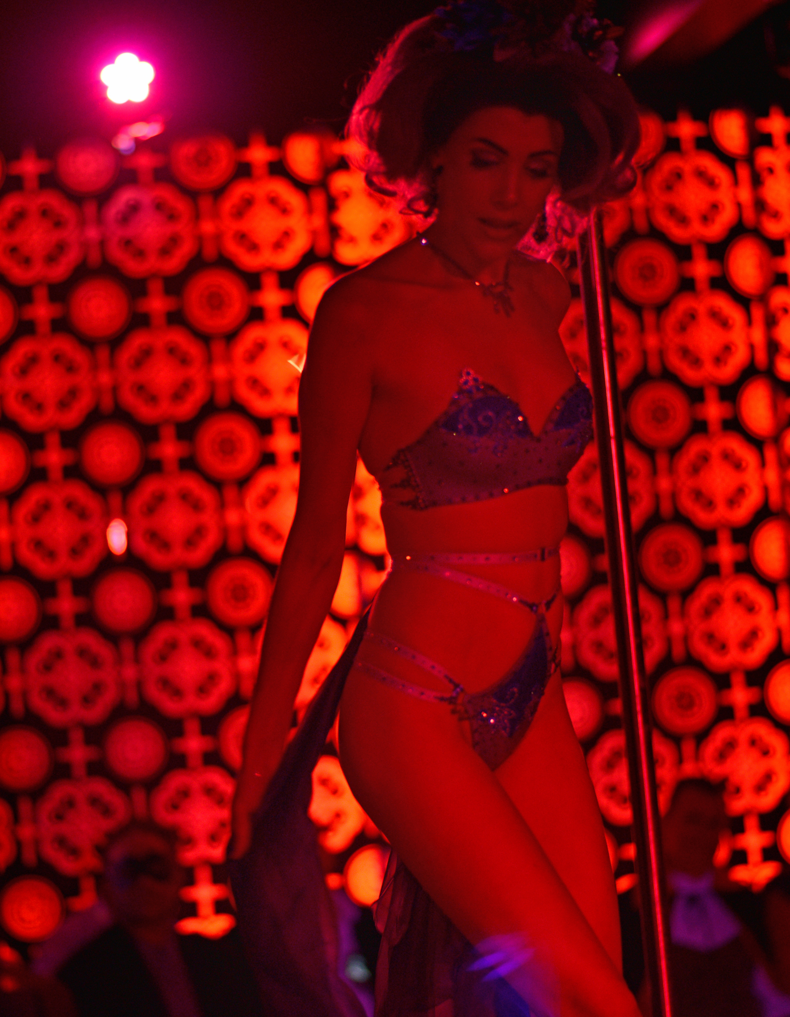 Photo of Lilly performing at Prive by Peter Jennings