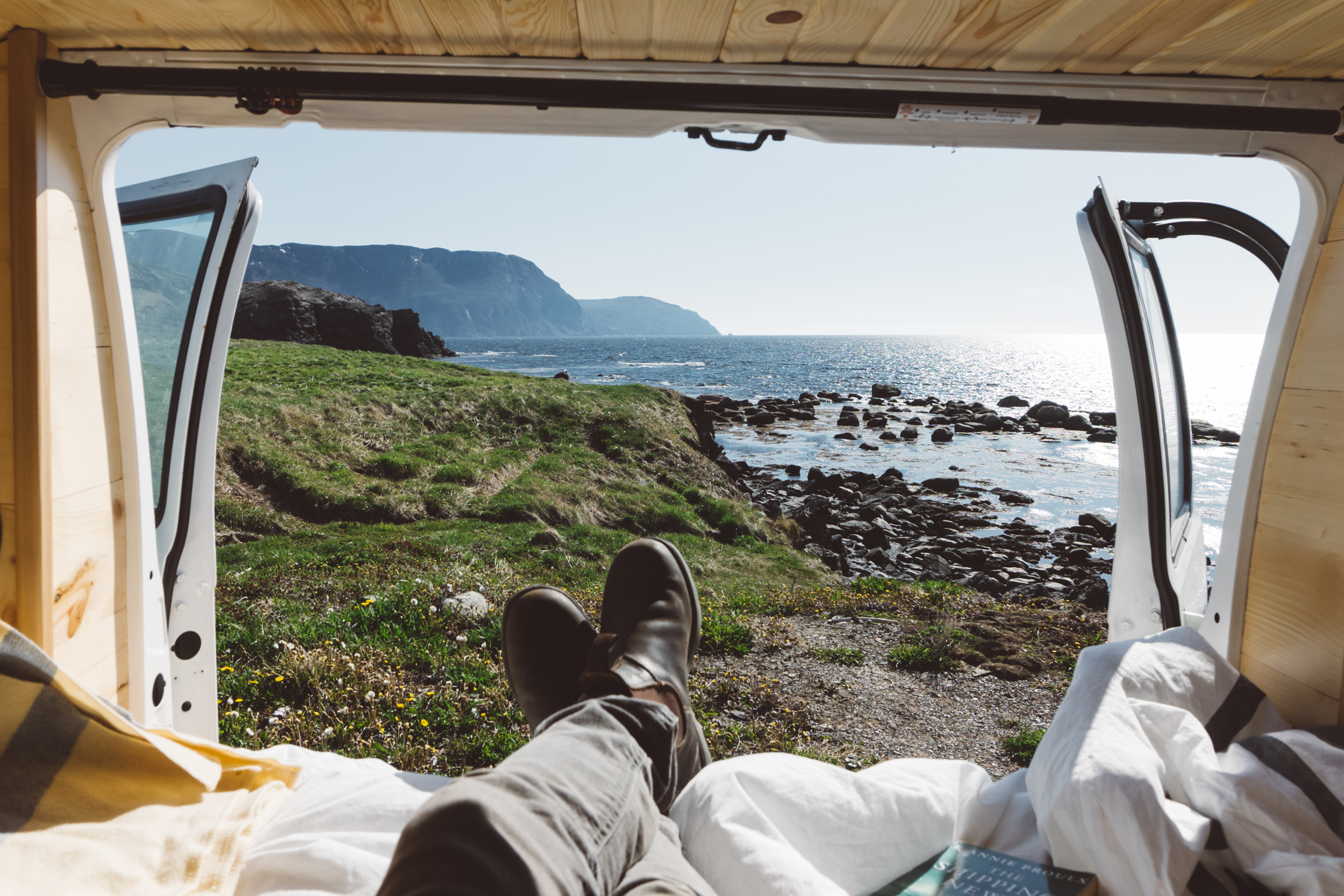 Van Life In Gros Morne