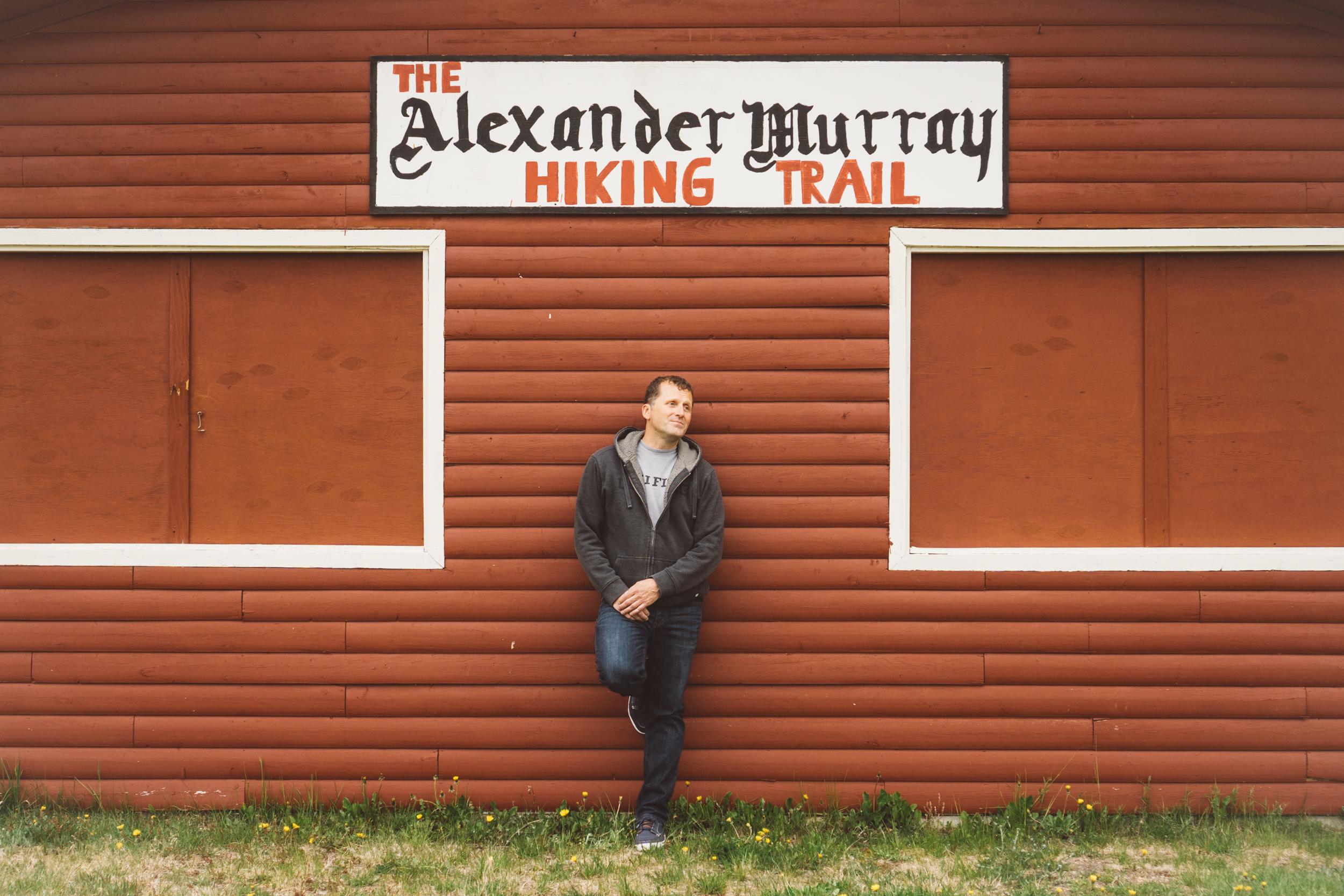 Travis Alexander Murray Trail Volunteer