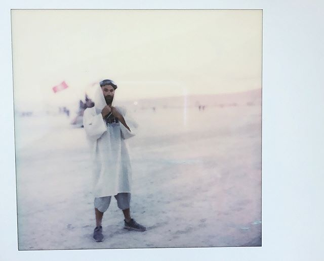 Go before they shut it down. @burningman #burningman #burningman2018 #burn #polaroid #fujifilm #instax #nofilter #impossibleproject