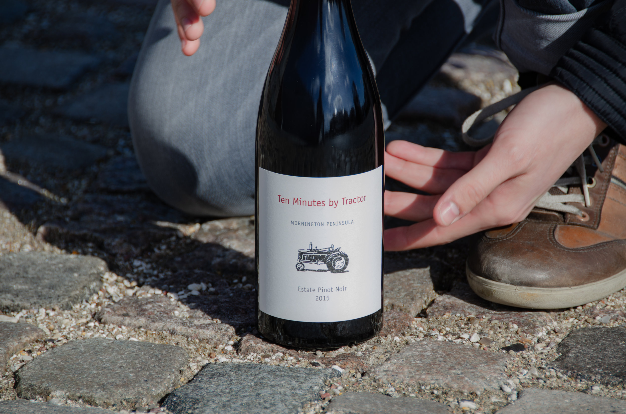 Estate Pinot Noir fra Ten Minutes by Tractor