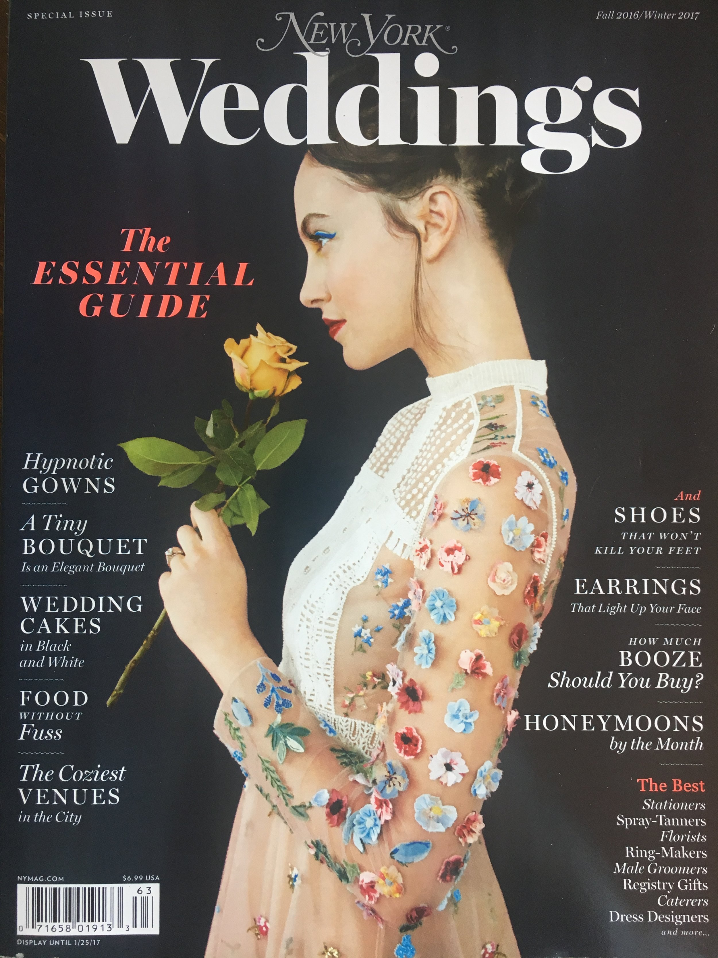 New York Magazine Weddings Fall Winter 2016 Cover.JPG
