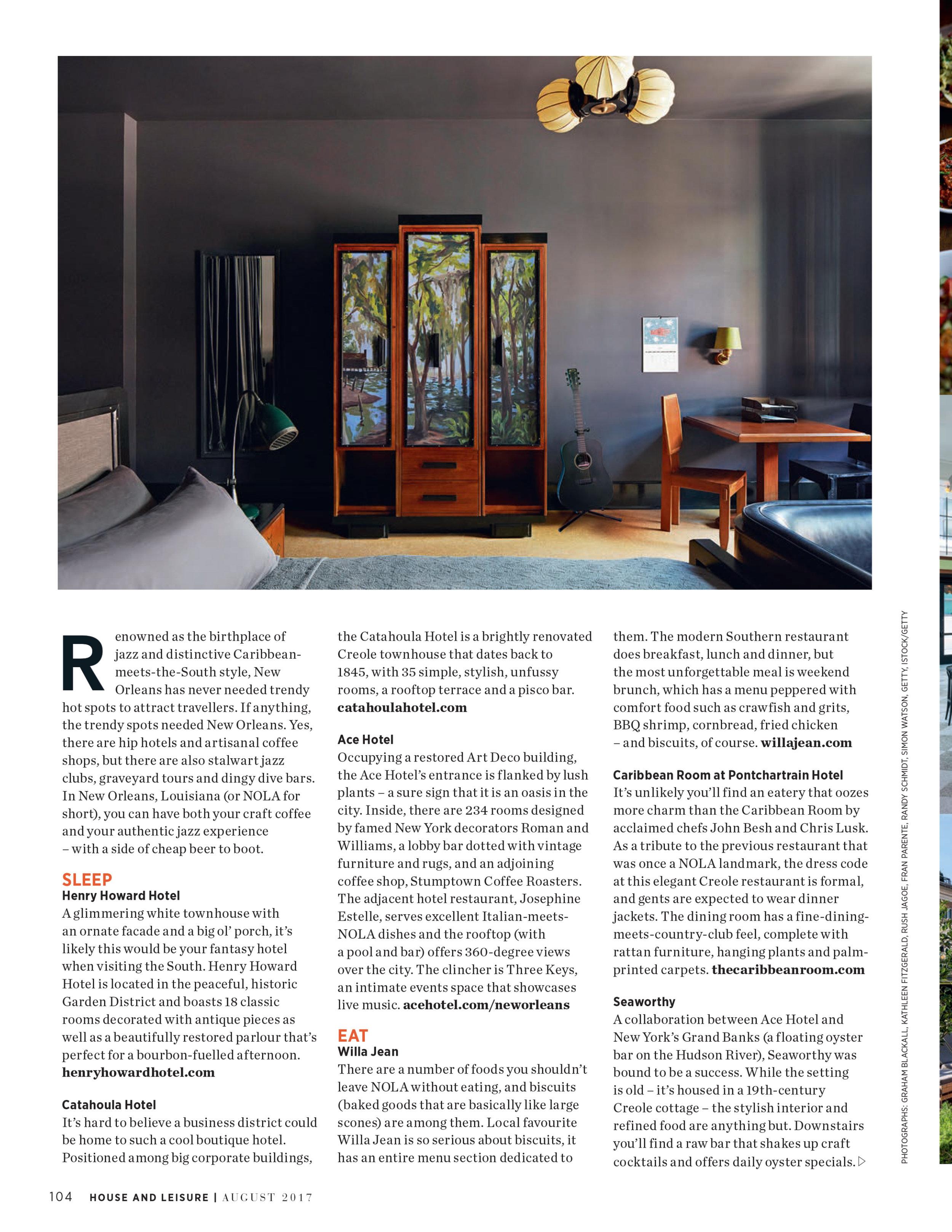 House & Leisure Magazine, August 2017-2.jpg