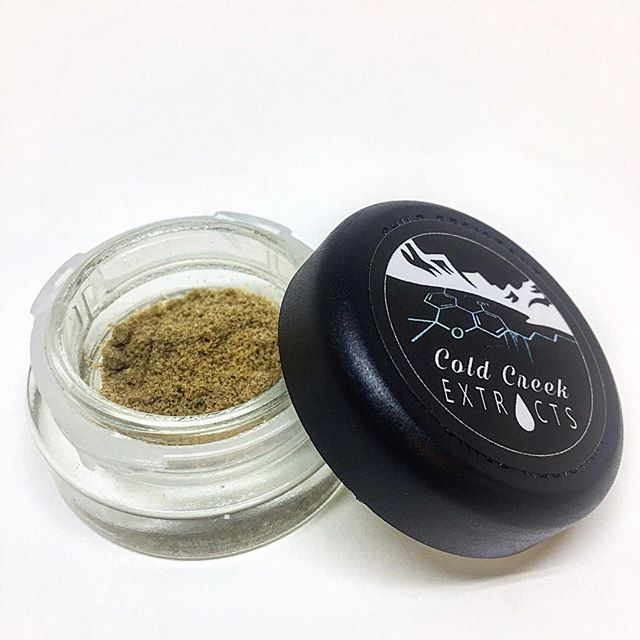 "Banana Hash Cake Bubble Hash has arrived!! Cold Creek Extracts did an excellent job creating this delicious mix of Banana Split x Hindu Hash Plant x Wedding Cake - perfect for adding a bang to your next bowl 👌🏼 #Greenlife #FarmFamily #BubbleHash #Hash #weedstagram #AlaskaCannabis #CannabisCommunity  License 11927 (1) ""Marijuana has intoxicating effects and may be habit forming and addictive.""; (2) ""Marijuana impairs concentration, coordination, and judgement.  Do not operate a vehicle or machinery under its influence.""; (3) ""There are health risks associated with consumption of marijuana.""; (4) ""For use only by adults twenty-one and older.  Keep out of the reach of children.""; (5) ""Marijuana should not be used by women who are pregnant or breast feeding."""