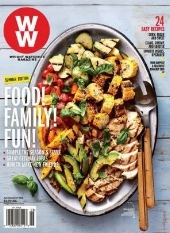 Weight watchers Mag  AUG. 2018