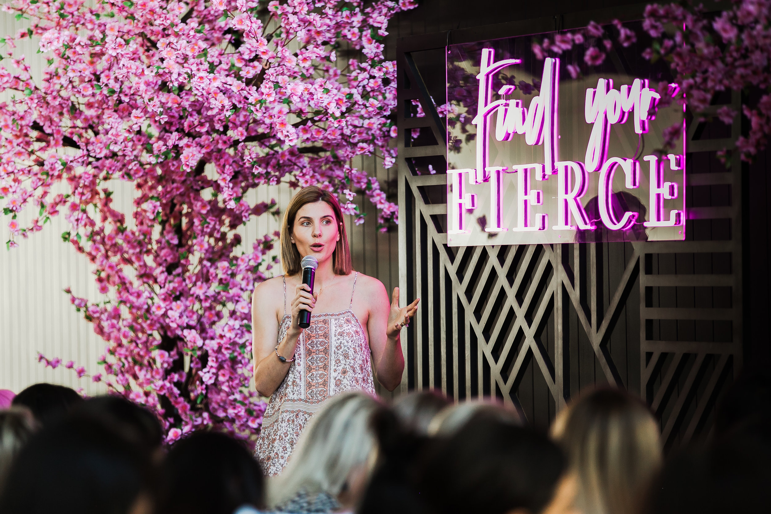 Image by  Kate Robinson Photography  from  Kayla Boyd's  Find Your Fierce Event