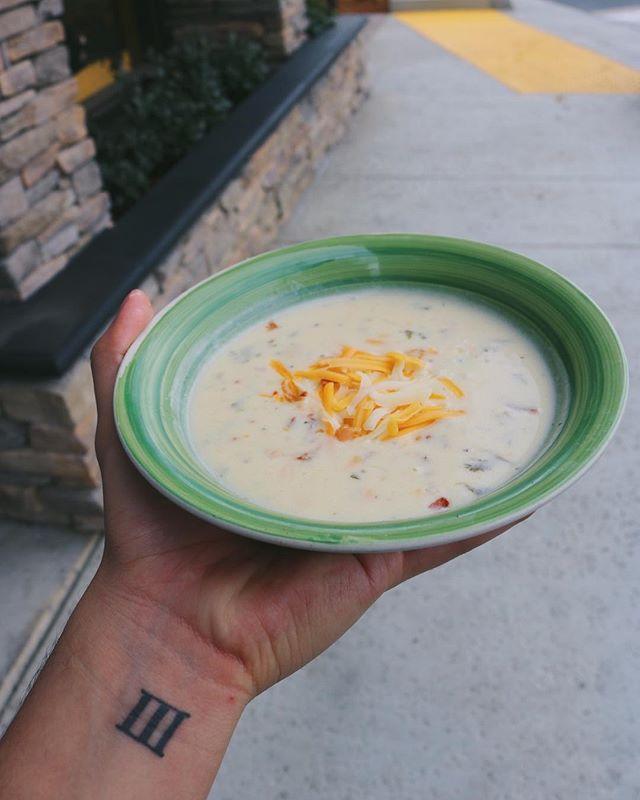 its soup season 😉