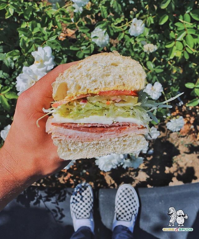Nothing beats a fresh sub 😍
