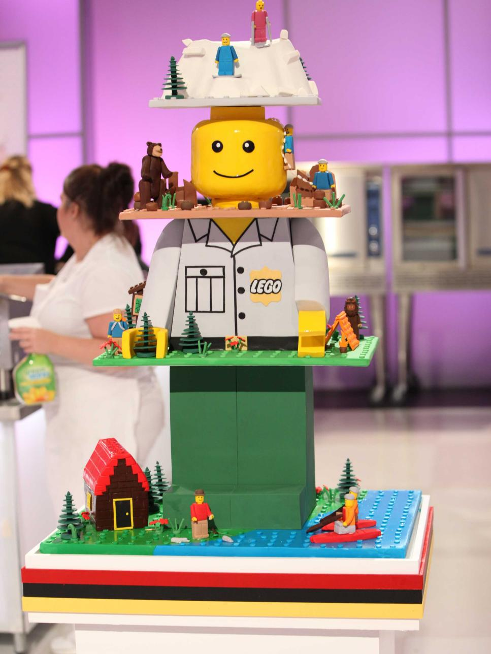FOOD NETWORK - CAKE WARS - CHAMPIONS -1st Place - WINNER2017 - Season 6 Episode 4 -Lego-Assistant to Kristina Serfass of BAKEDFOOD NETWORK CHALLENGE -2nd Place winner2011 - Season 13 Episode 3 -Renaissance Festival-Assistant to Derek Corsino