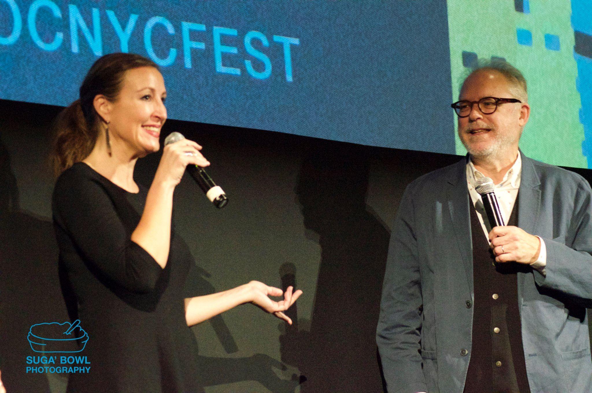 Photo from DOC NYC screening, courtesy of Joyce Jones https://sugainmybowl.org/tag/joyce-jones/