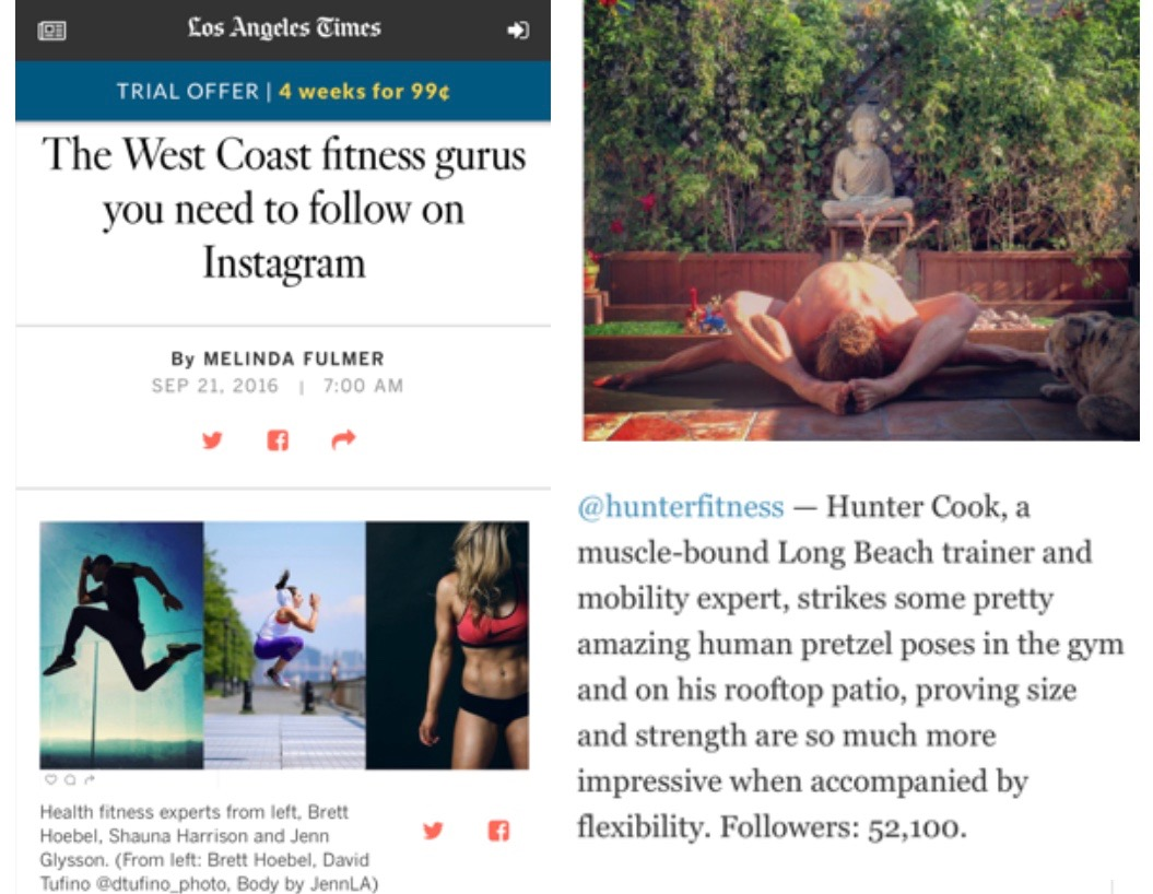 <p><strong>LA Times</strong>News Feature<a href='https://www.latimes.com/health/la-he-west-coast-fitness-gurus-to-follow-on-instagram-20160918-snap-htmlstory.html'>More →</a></p>