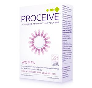 Proceive Women's Fertility Supplements
