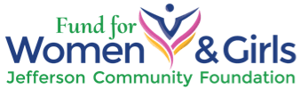 logo, fund for women and girls