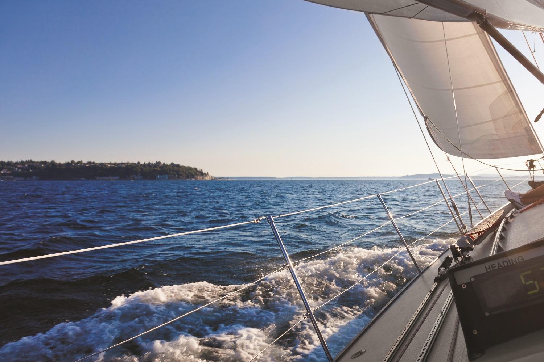 boat, water, sailing