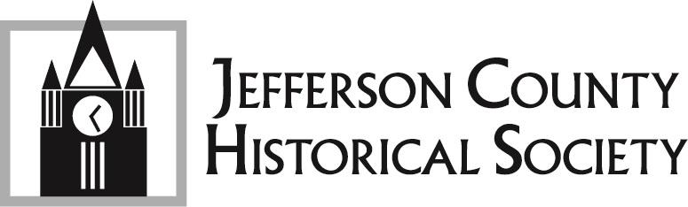 jefferson county historical society, logo, belltower