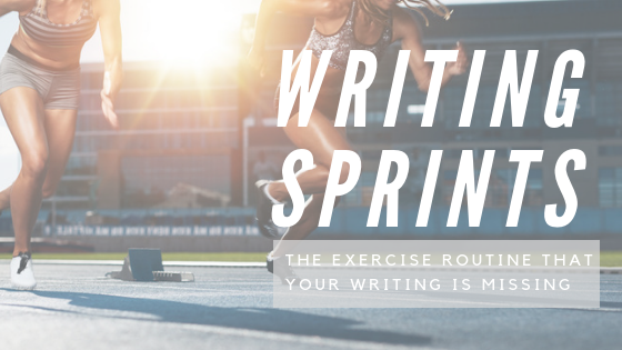 Writing sprints blog post for  Mill City Press
