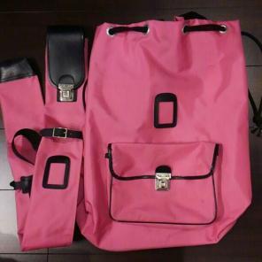 PINK BOGU BAG + SHINAI BAG (KENDOSTYLE)