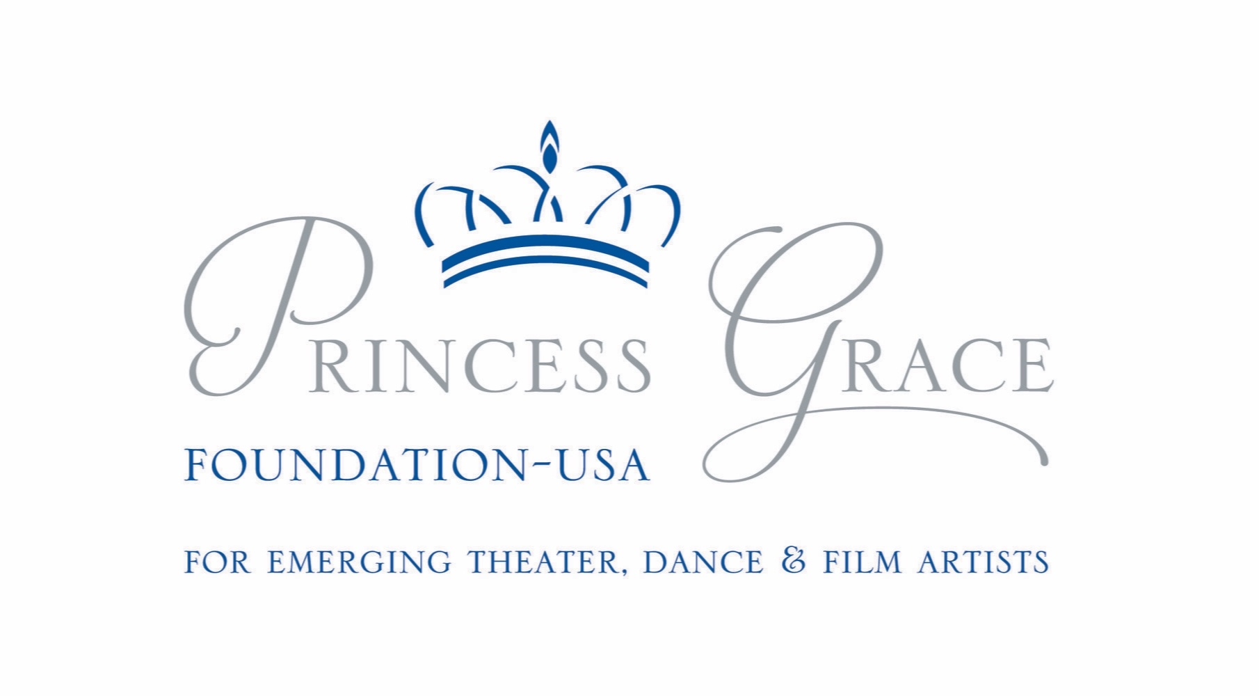 Princess Grace Foundation logo with Tag Line_4CP.jpg