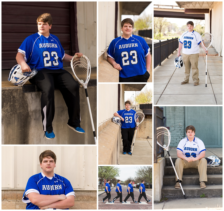 downtown opelika alabama lacrosse senior photos