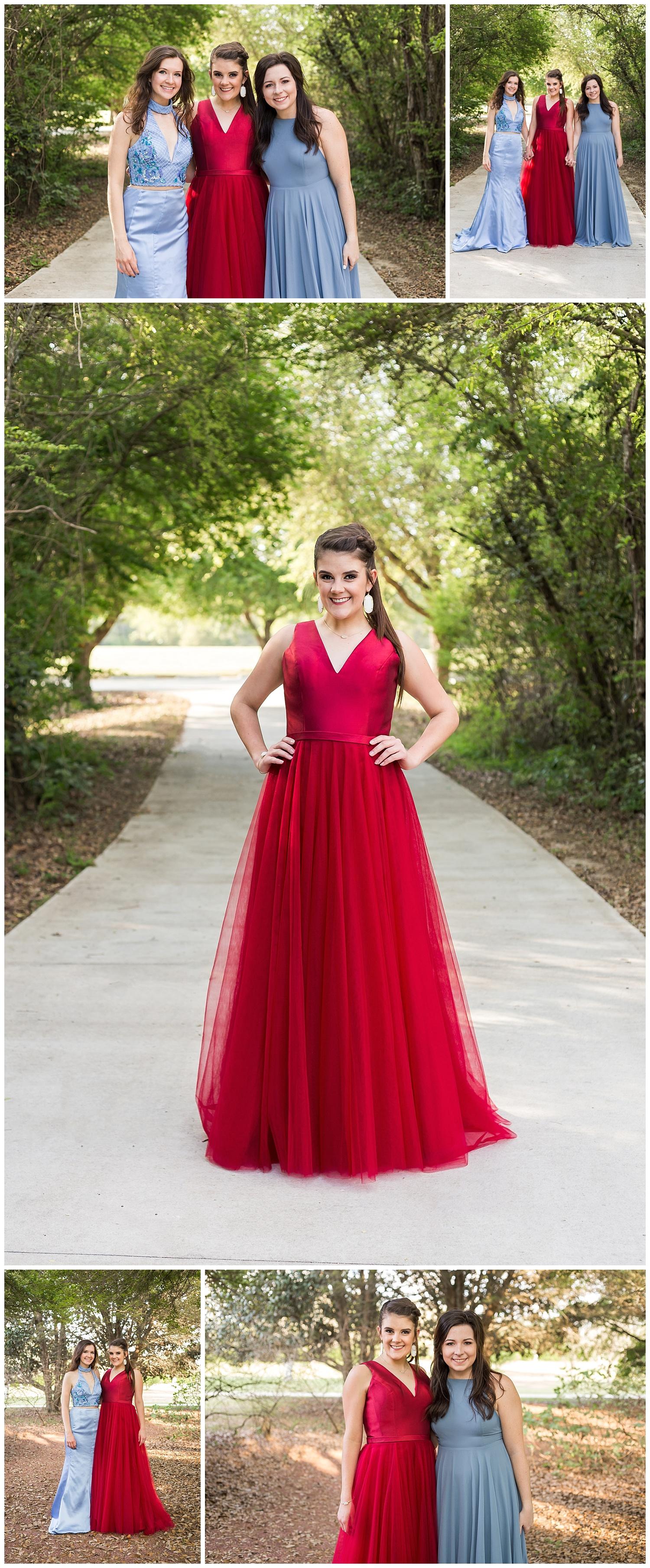 auburn high school prom 2018 - lauren beesley photography