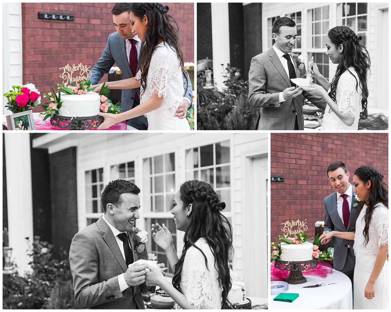 auburn alabama outdoor wedding reception lbeesleyphoto