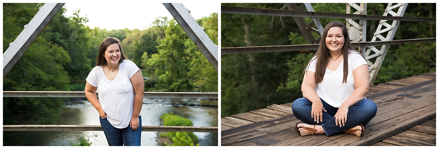 auburn opelika bridge senior portraits