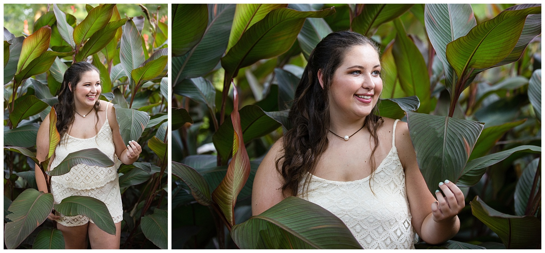 natural senior portraits leaves lbeesleyphoto auburn alabama