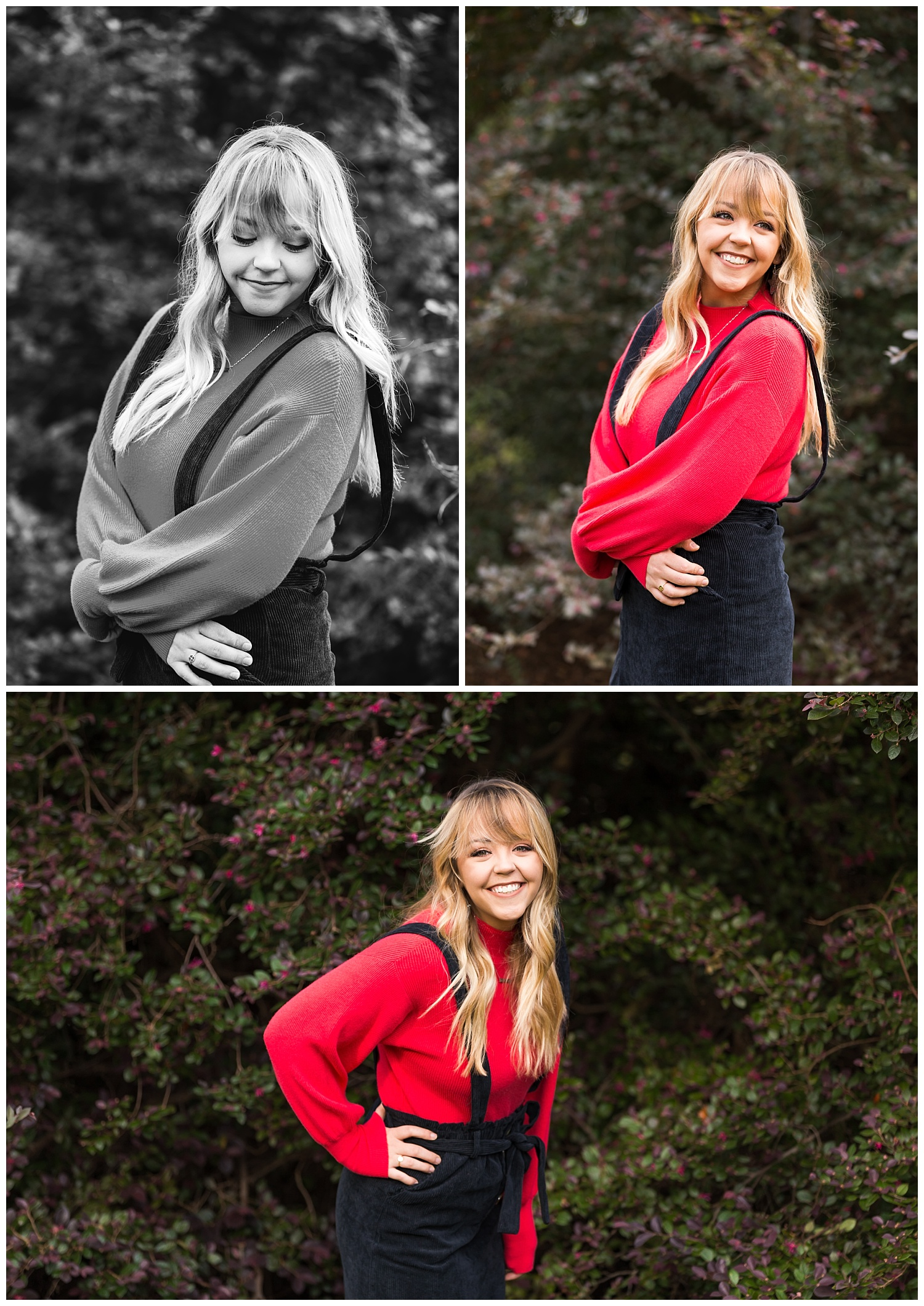 kiesel park portrait photography auburn alabama red