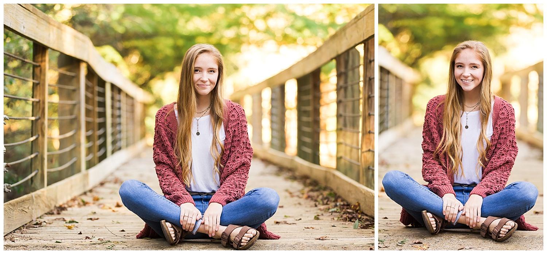 fall senior portraits auburn alabama lauren beesley photography