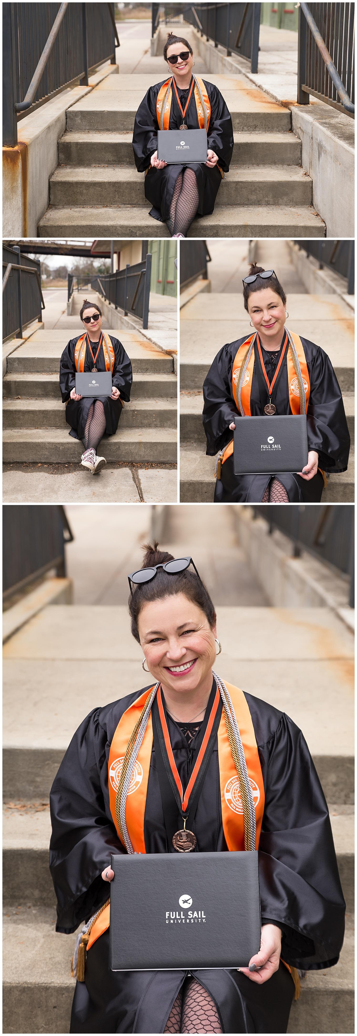 graduation photos alabama full sail university