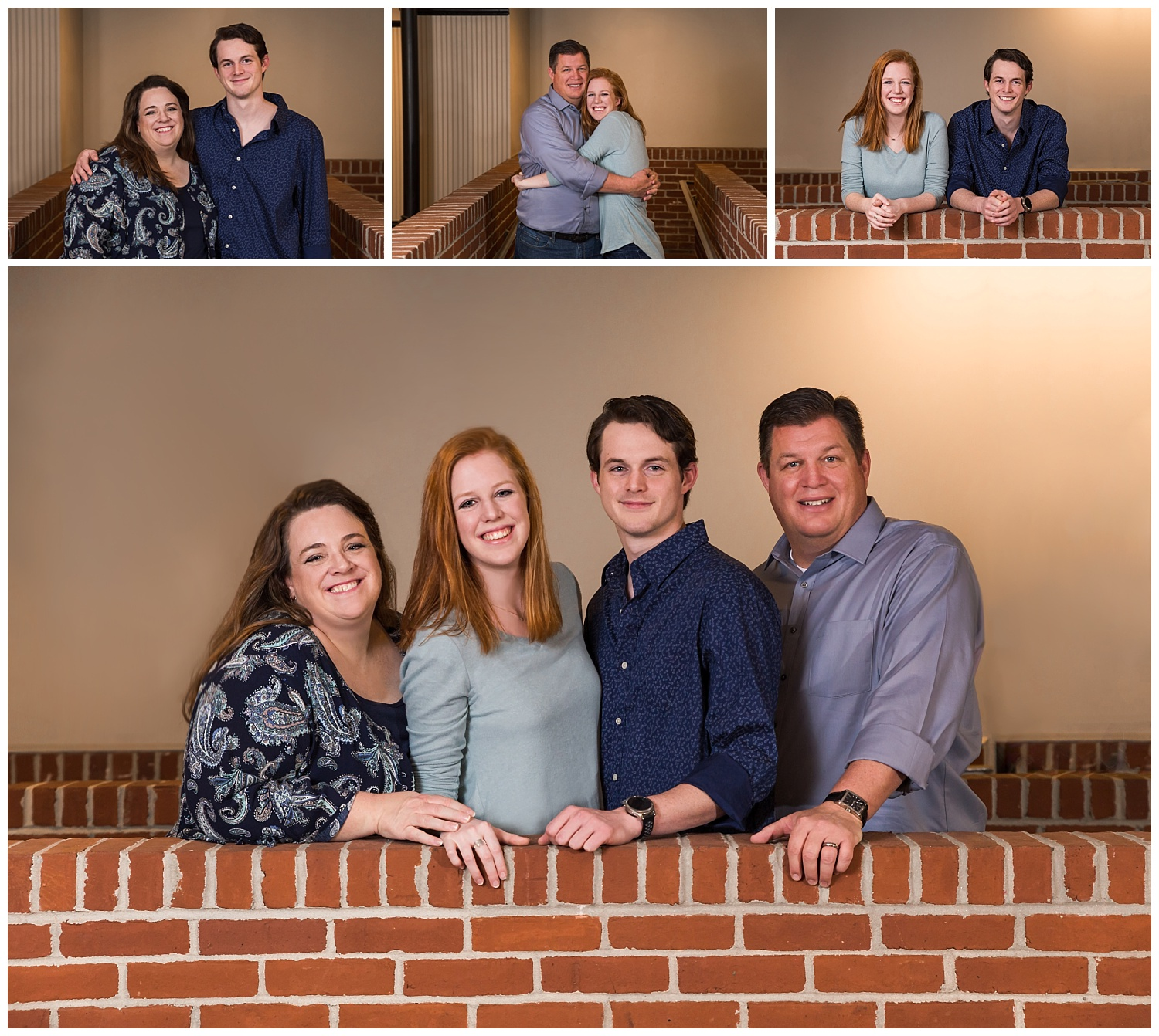 indoor family photos auburn alabama photographer
