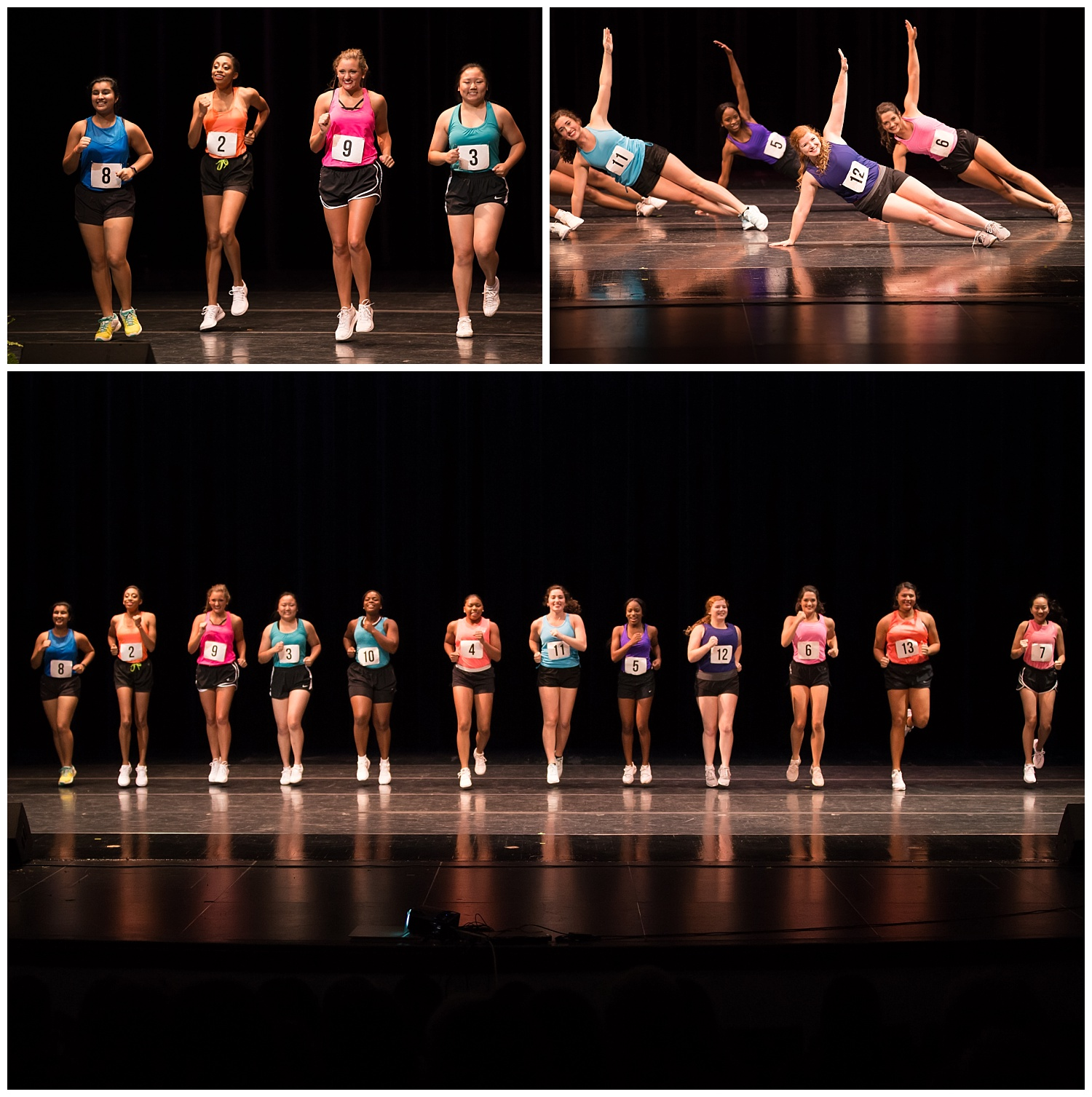 Lee county distinguished young woman fitness
