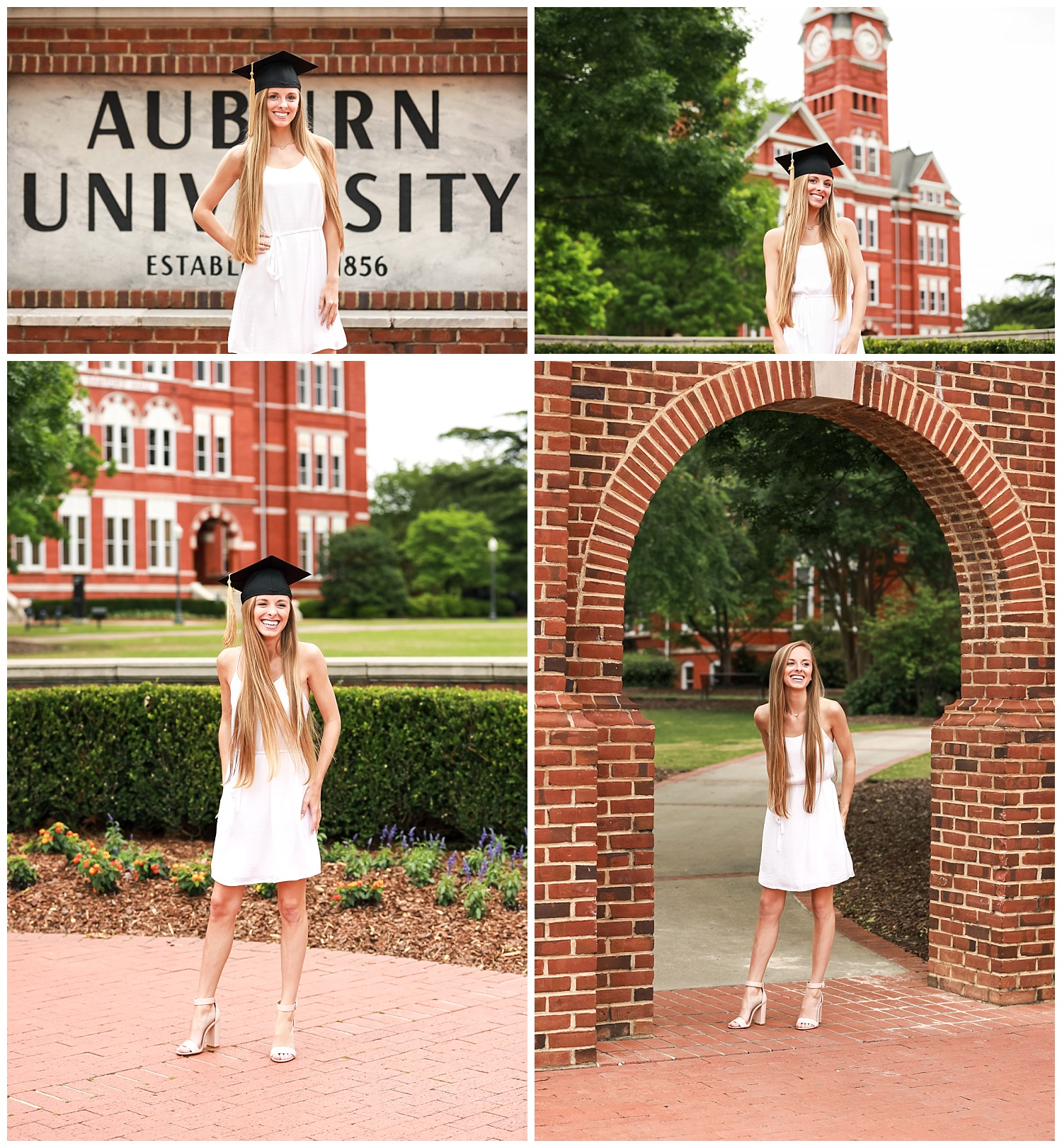 auburn university graduation photos lbeesleyphoto