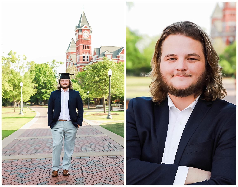 auburn university finance graduation photos