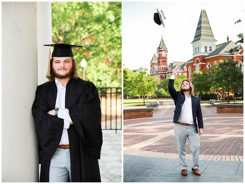 graduation photos auburn university lbeesleyphoto