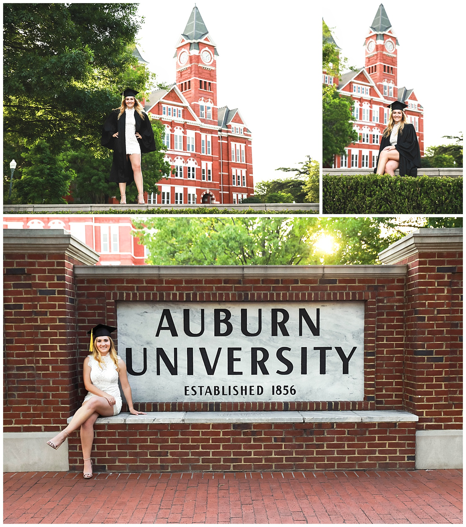Samantha | Class of 2019 | Auburn University Graduation