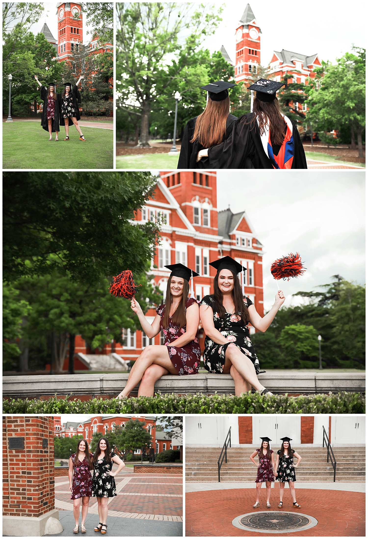 Ariel & Ashlynn | Class of 2019 | Auburn University