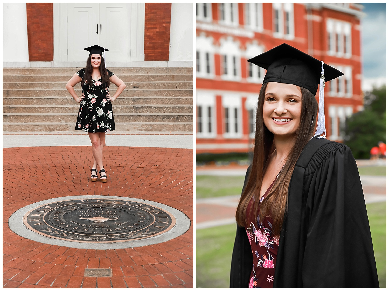 auburn university graduation photographer lbeesleyphoto